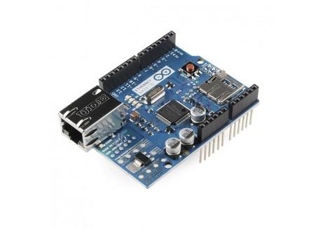 Arduino Ethernet Shield - SD