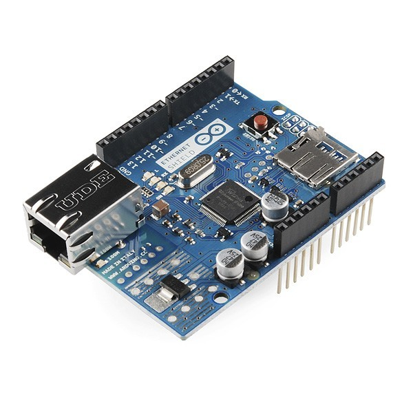 Arduino ethernet shield sd