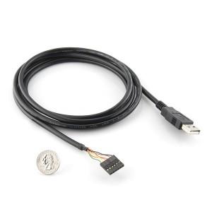 Cable FTDI - 5V