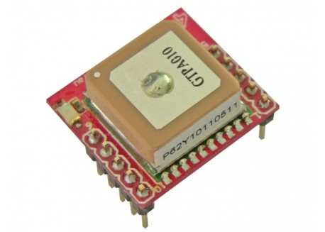 Mini GPS PA6B-DIP