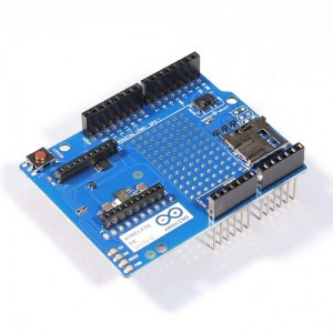 Arduino Wireless SD Shield (XBee Shield)