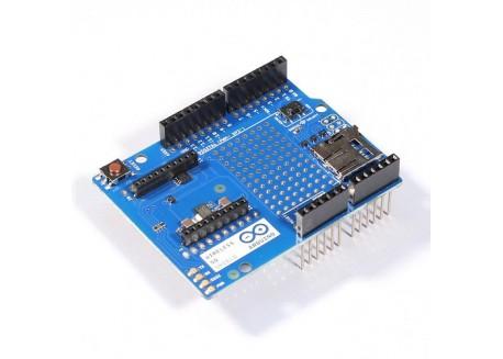 Arduino Wireless SD Shield (XBee Shield)