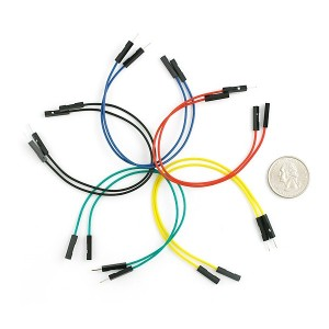 Set de cables M/H (10 Unid.)