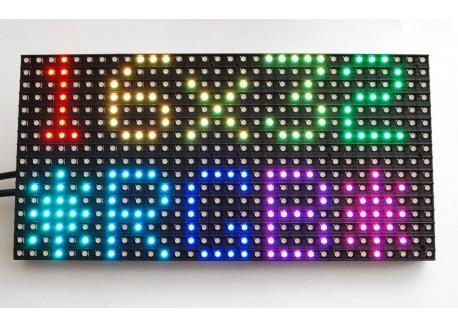Matriz de LED RGB 16x32