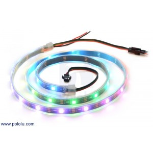 Tira de LED RGB indexable - 1m