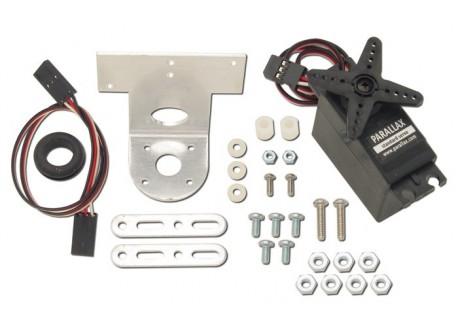 Soporte métalico giratorio para PING