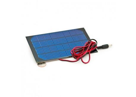 Placa Solar 8V - 310mA (18x11cm)