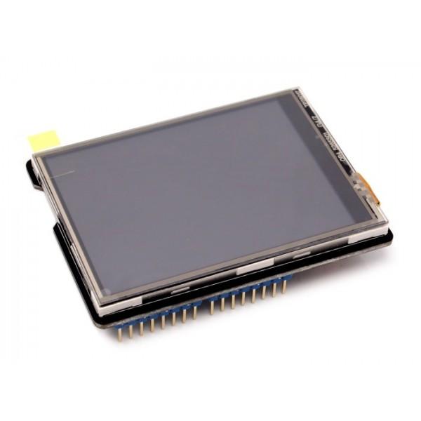 Arduino tft touch shield v