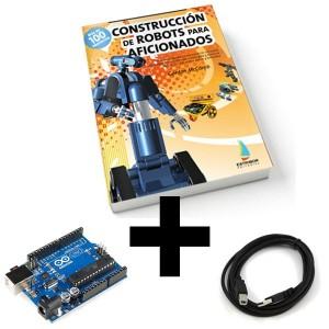 Construcción de robots para aficionados + Arduino
