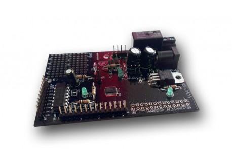 Placa de expansión para Raspberry Pi