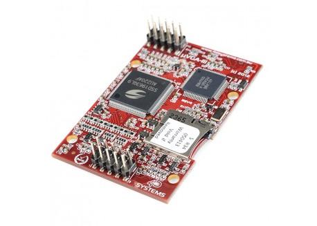 Controlador gráfico VGA - uVGA-III