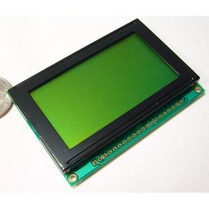Pantalla LCD 128x64 (KS0108B)