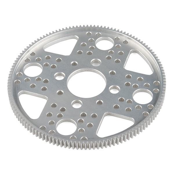 Engranajes de aluminio