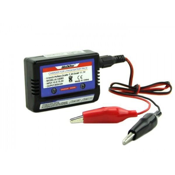 Mini cargador de bater as lipo 2 3s - Cargador de baterias ...