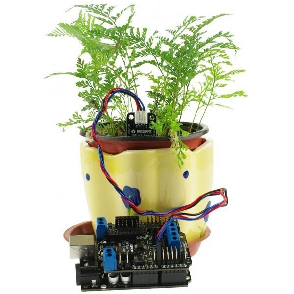 Sensor de humedad del suelo - Detector de humedad para suelos y paredes ...
