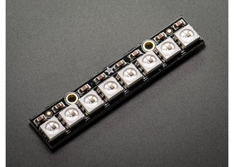 Barra NeoPixel - 8 x WS2812