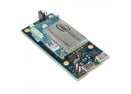 Kit Intel Edison con Placa Base