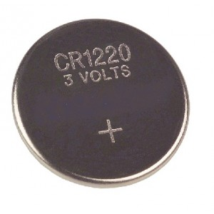 Pila de Litio 12mm 3V - CR1220