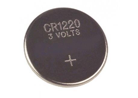 Pila de Litio 12mm 3V - CR1220