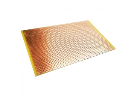Placa PCB perforada 16x10cm