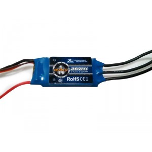 Variador Brushless ESC 20A