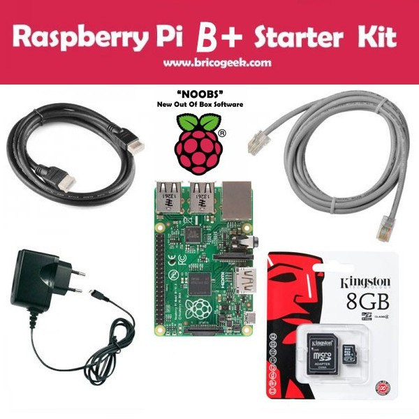 raspberry pi starter kit in pakistan