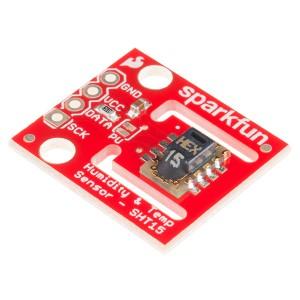 Sensor de humedad y temperatura SHT15