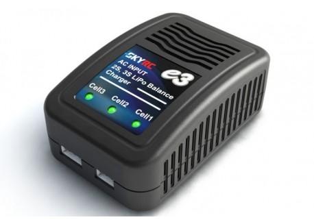 Cargador de baterias LiPo 2S/3S - 220V