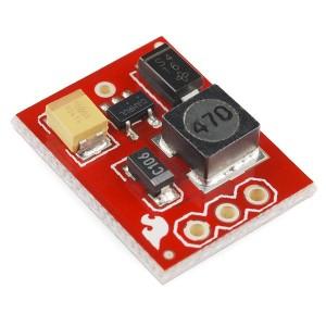 Conversor de niveles 5V DC-DC NCP1402