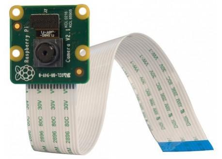 Cámara Raspberry Pi v2 - 8 Megapixels