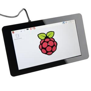 Pantalla táctil Raspberry Pi 7