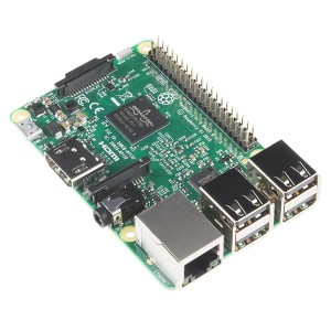 Raspberry Pi 3 - 1.2GHz Wifi/Bluetooth