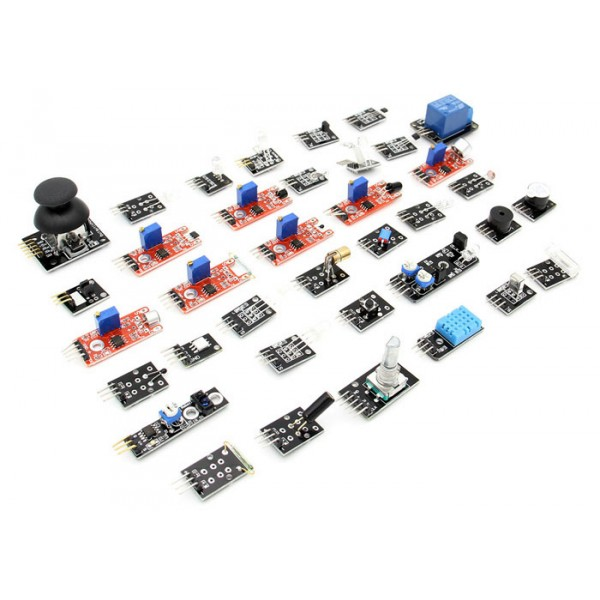 Kit de sensores compatibles con arduino