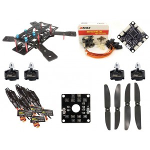 Kit quadcopter Emax Nighthawk 250