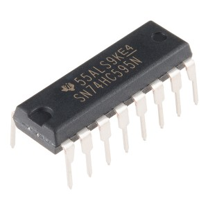 Shift Register 8-Bit - 74HC595