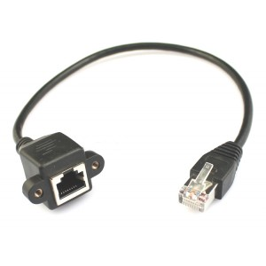 Latiguillo panel - Ethernet RJ45