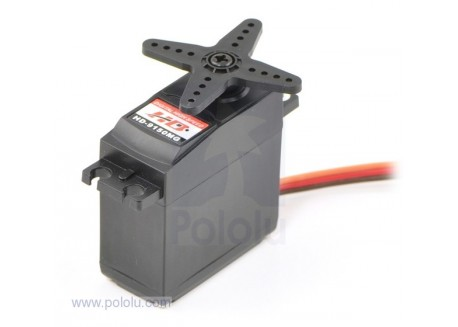 Servomotor digital de alta potencia HD-9150MG