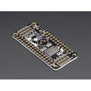 Adafruit Servo FeatherWing (8 canales PWM)