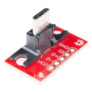 USB MicroB Breakout