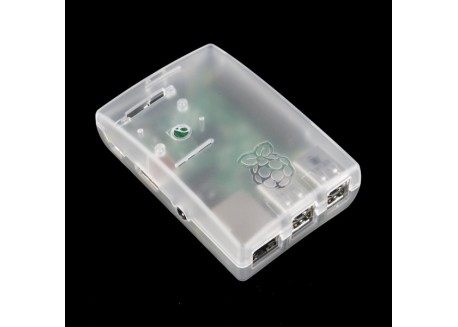 Caja para Raspberry Pi Model B+, Pi 2 Model B y Pi 3