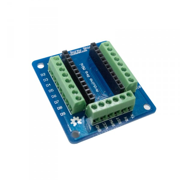 Bricogeek pro mini screw shield para arduino