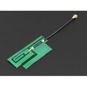 Antena GSM U.F.L. con adhesivo