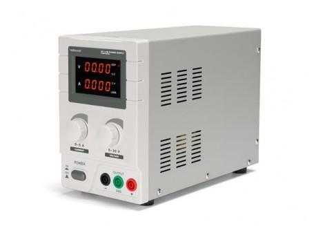 Fuente de alimentación laboratorio 0-30V / 5A