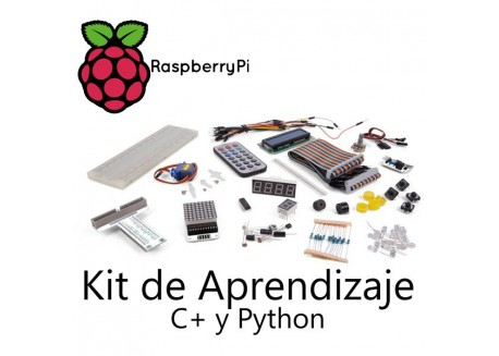 Kit de aprendizaje Raspberry Pi - Básico