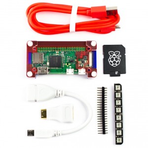 Raspberry Pi Zero Wifi Starter Kit