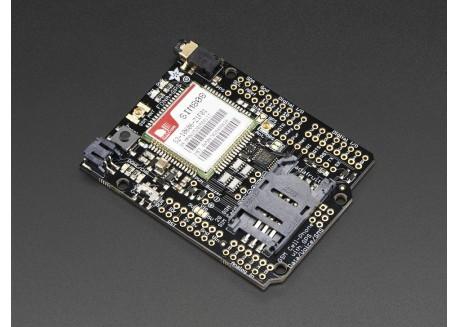 Adafruit FONA 808 Shield (GSM + GPS) para Arduino