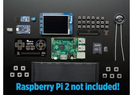 Kit Adafruit PiGRRL 2.0 - Emulador para Raspberry