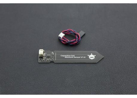 Sensor de humedad del suelo anticorrosión