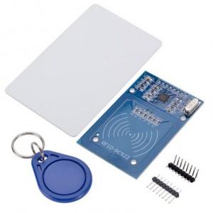 Kit RFID RC522, llavero y tarjeta