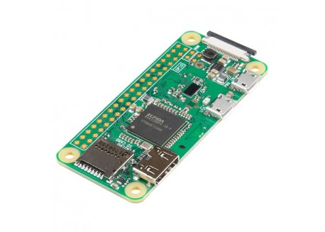 Kit básico Raspberry Pi Zero Wifi
